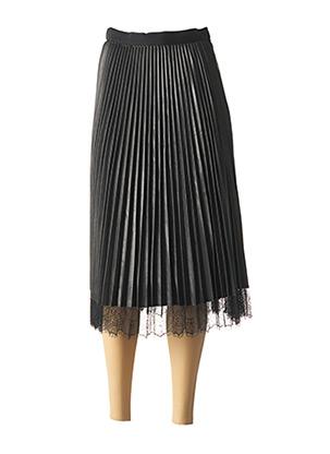 Jupe longue noir TWINSET pour femme