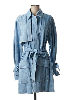 Imperméable/Trench bleu TRUSSARDI JEANS pour femme
