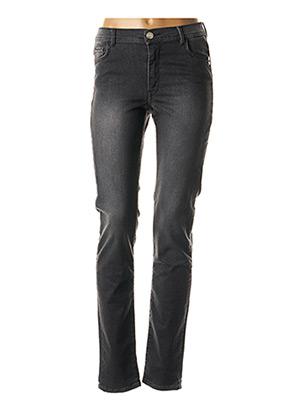 Jeans skinny gris TRUSSARDI JEANS pour femme