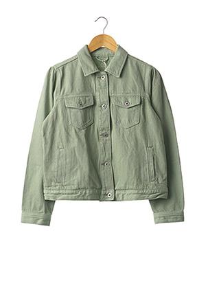 Veste casual vert C&A pour femme