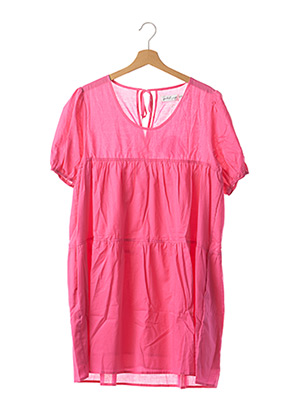 Robe courte rose PETAL AND PUP pour femme