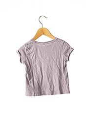 T-shirt manches courtes gris MONOPRIX pour garçon seconde vue