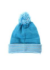 Bonnet bleu SANS MARQUE pour femme seconde vue