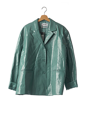 Imperméable/Trench vert WEEKDAY pour femme