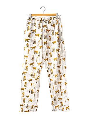 Pyjama beige ARTHUR pour femme