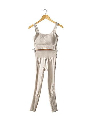 Top/pantalon gris OCEANS APART pour femme