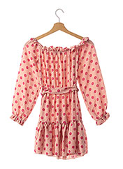 Robe courte rose PRETTY LITTLE THING pour femme seconde vue
