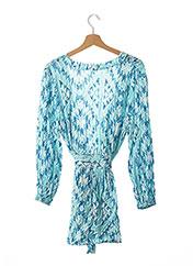 Veste casual bleu MELISSA ODABASH pour femme seconde vue