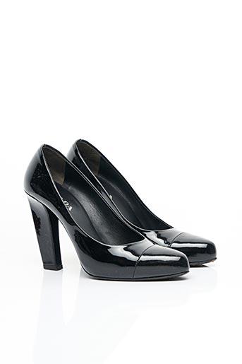 Escarpins noir PRADA pour femme