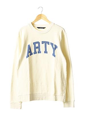 Sweat-shirt jaune ZADIG & VOLTAIRE pour femme