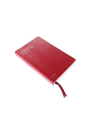 Accessoire divers rouge INES DE LA FRESSANGE pour unisexe