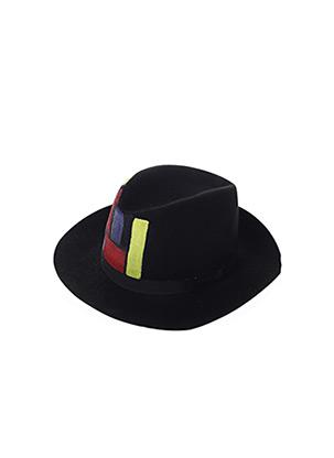 Chapeau noir SANS MARQUE pour femme