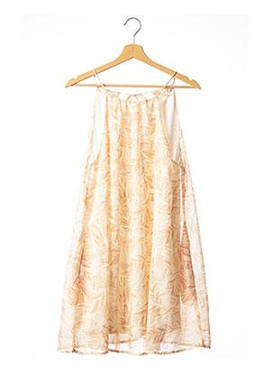 Robe courte beige JOAH pour femme