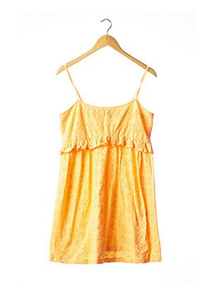 Robe courte orange ASOS pour femme