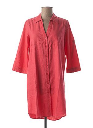 Robe courte rose ESPRIT DE LA MER pour femme