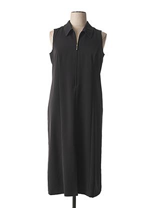 Robe longue noir JEAN BIOLAY pour femme