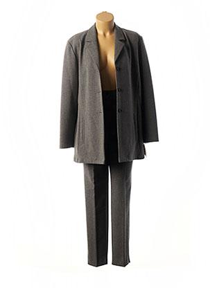 Veste/pantalon gris RIO pour femme