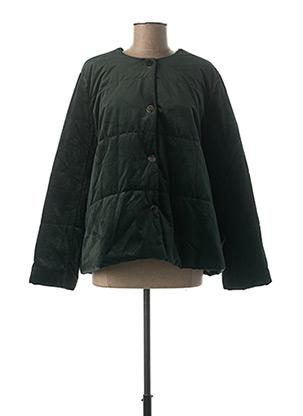 Manteau court vert COMPAÑIA FANTASTICA pour femme