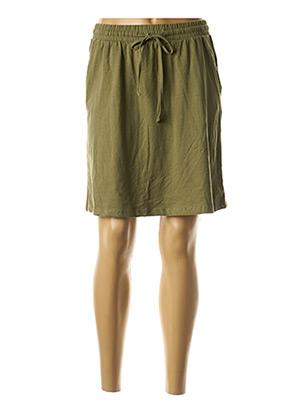 Jupe courte vert B.YOUNG pour femme