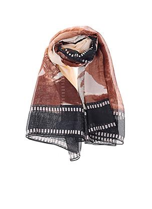 Foulard noir LISE CHARMEL pour femme