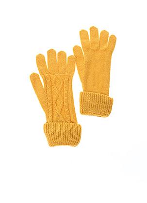 Gants jaune PENNYBLACK pour femme