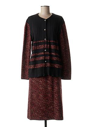 Veste/jupe rouge RODAM pour femme