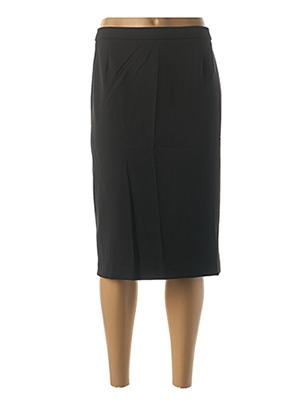 Jupe mi-longue noir KARTING pour femme
