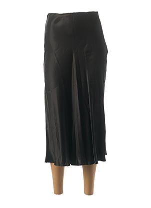 Jupe longue noir IMPERIAL pour femme