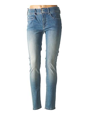 Jeans skinny bleu SALSA pour femme