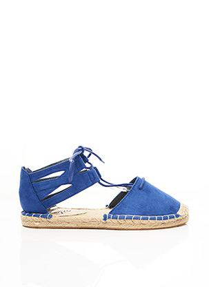 Espadrilles bleu I LOVE SHOES pour femme