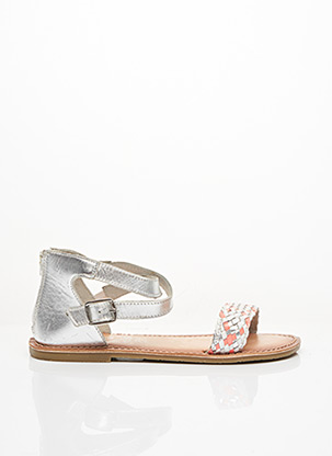 Sandales/Nu pieds gris I LOVE SHOES pour fille