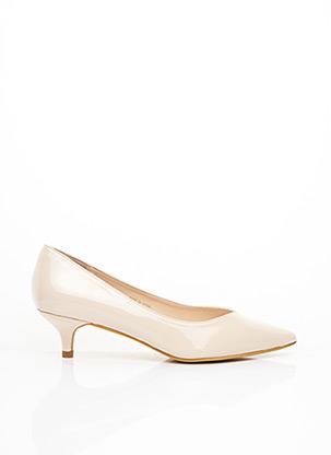 Escarpins beige I LOVE SHOES pour femme
