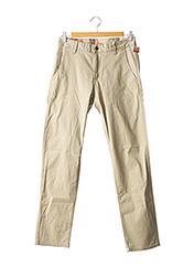 Pantalon casual beige DOCKERS pour homme seconde vue