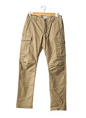 Pantalon casual marron DOCKERS pour homme seconde vue
