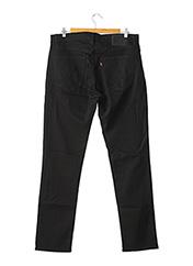 Jeans coupe slim noir LEVIS pour homme seconde vue