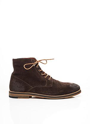 Bottines/Boots marron REDSKINS pour homme