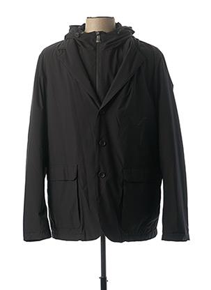 Manteau court noir ROY ROBSON pour homme
