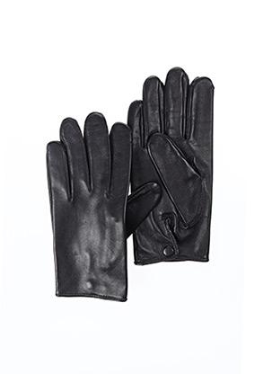 Gants noir AGNELLE pour unisexe