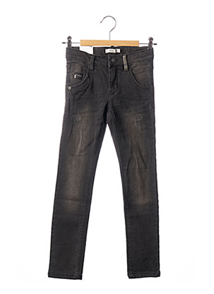 Jeans skinny gris NAME IT pour fille