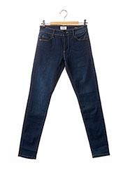 Jeans coupe droite bleu ONLY pour femme seconde vue