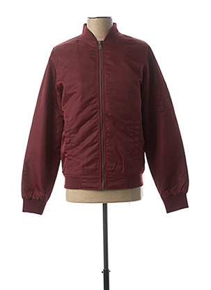 Blouson rouge ONLY&SONS pour homme