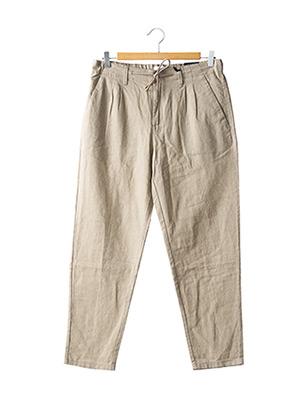 Pantalon casual beige ONLY&SONS pour homme