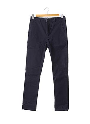 Pantalon casual bleu SUIT pour homme