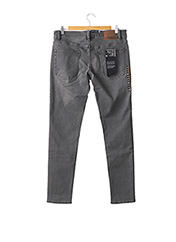 Jeans skinny gris VOLCOM pour homme seconde vue
