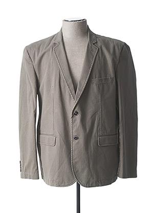 Veste chic / Blazer beige HAFNIUM pour homme