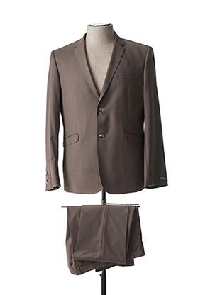 Costume de ville marron HAFNIUM pour homme
