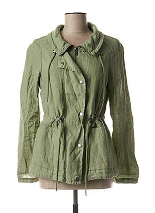Veste casual vert WHITE STUFF pour femme