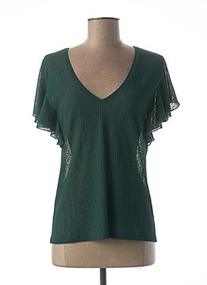 Top vert MOLLY BRACKEN pour femme