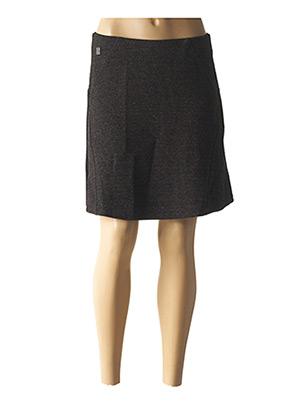 Jupe courte gris STREET ONE pour femme