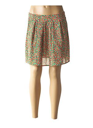 Jupe courte vert MOLLY BRACKEN pour femme